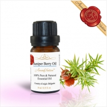 Juniper Berry essential oil (Bulgaria) - 10ml