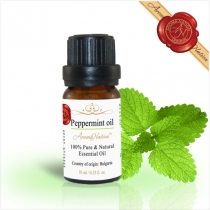 Peppermint essential oil (Bulgaria) - 10ml