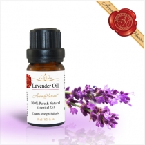 Lavender Essential Oil - 10 ml (Bulgaria)
