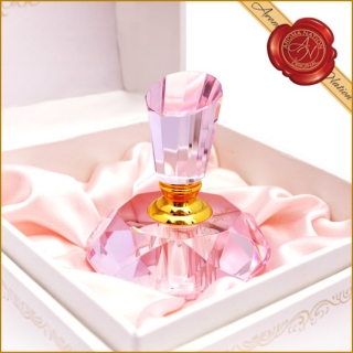 Rose Otto Essential Oil - 5 ml (Bulgaria) + AN Crystal bottle